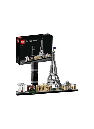 Lego Lego Architecture Paris Renkli